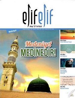 ElifElif Dergisi - Sayı:34 Medeniyet Özel Sayısı