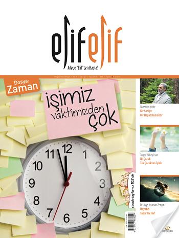 ElifElif Dergisi - Sayı:27 Zaman Özel Sayısı
