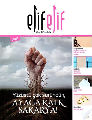 ElifElif Dergisi - Sayı:37 - Davet