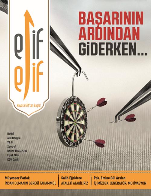 ElifElif Dergisi - Sayı:44 - Başarının Ardından Giderken