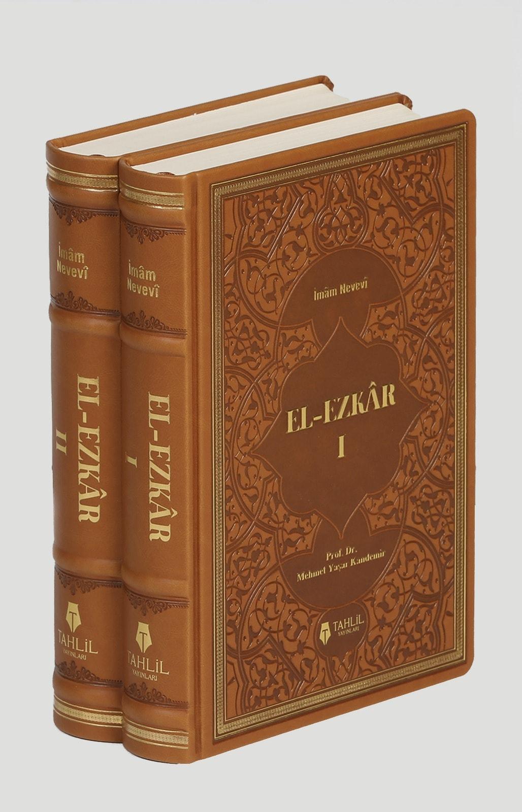 El - Ezkar Tercüme ve Şerhi (2 Cilt)