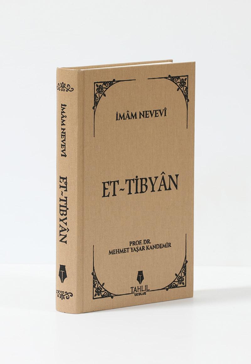 Et - Tibyân; (Bez Cilt Kapak)