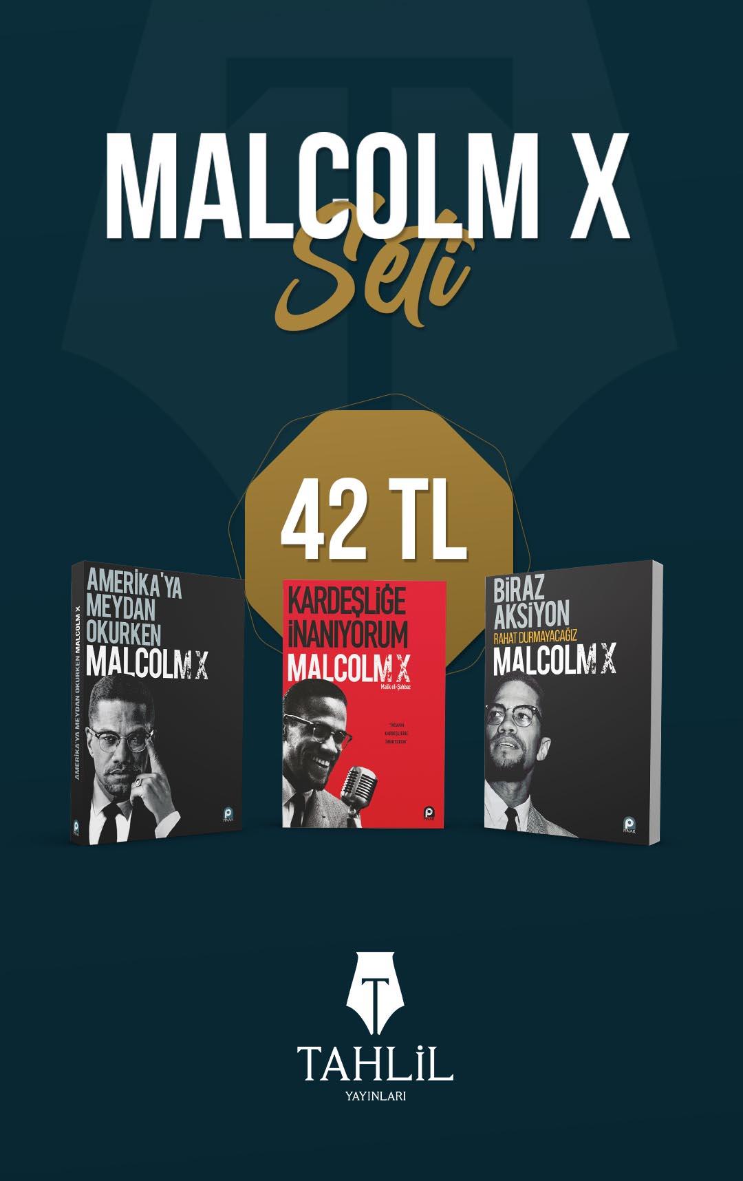 Malcolm X Seti