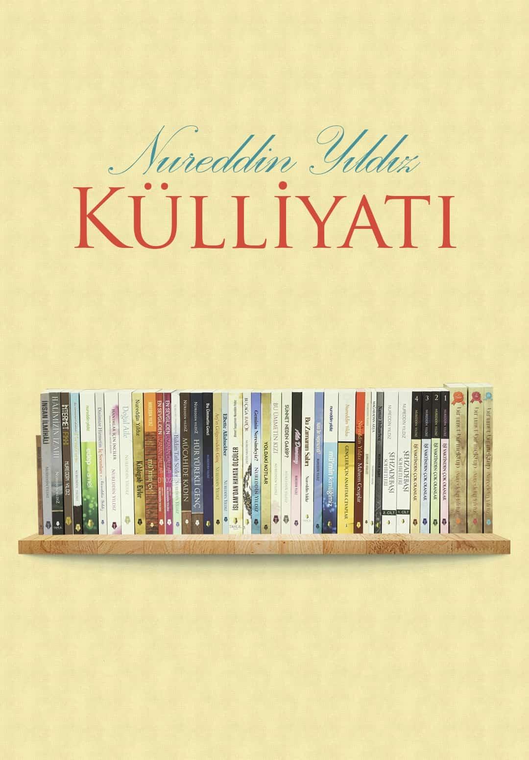 Nureddin Yıldız Külliyatı - 43 Kitaplık Set
