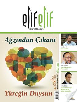 ElifElif Dergisi - Sayı:24 Ağzından Çıkanı Yüreğin Duysun ( Dil Özel Sayısı )