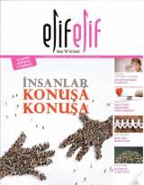 ElifElif Dergisi - Sayı:32 - İnsanlar Konuşa Konuşa (İletişimdeki Hedeflerimiz ve Engellerimiz)