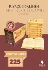Riyâzü's Sâlihîn - Hadis-i Şerif Tercümesi - Sempatik Cep Boy (8 cilt)