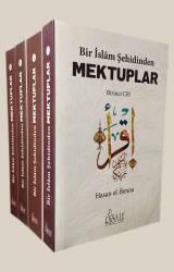 Bir İslam Şehidinden Mektuplar Set (4 Kitap)