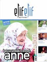 ElifElif Dergisi - Sayı:26 - Baş Ucundaki Cennet: Anne (Anne Özel Sayısı)