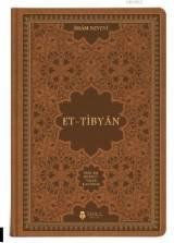 Et - Tibyân (Termo Deri Cilt)